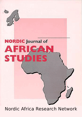 Journal cover image for the Nordic Journal of African Studies. Image of Africa and the Nordic States